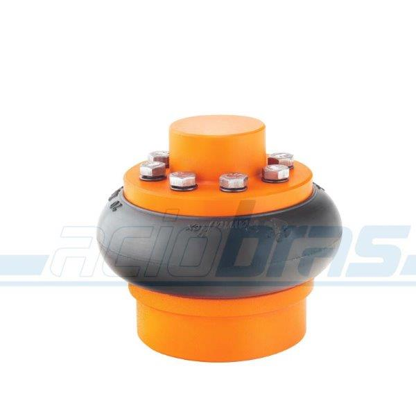Acoplamento flexível motor