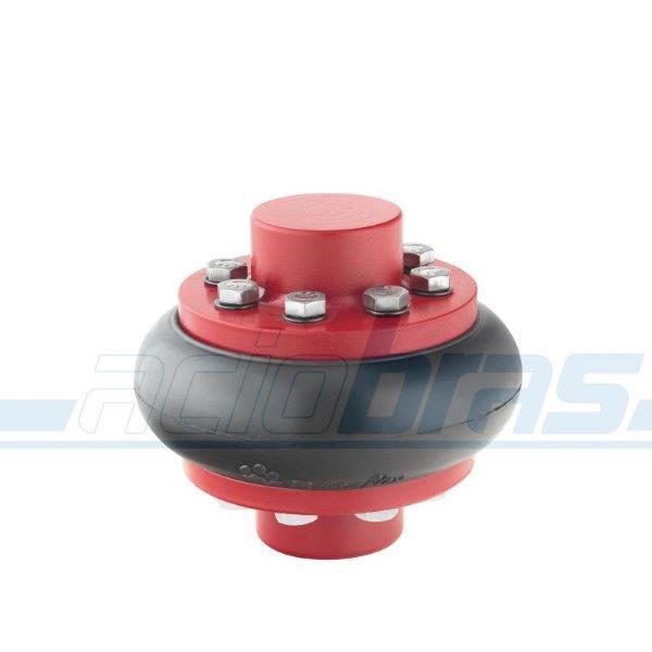 Acoplamento flexivel para servo motor